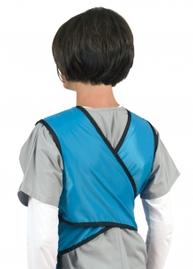 Adjust-A-Fit Apron (model AF) - back